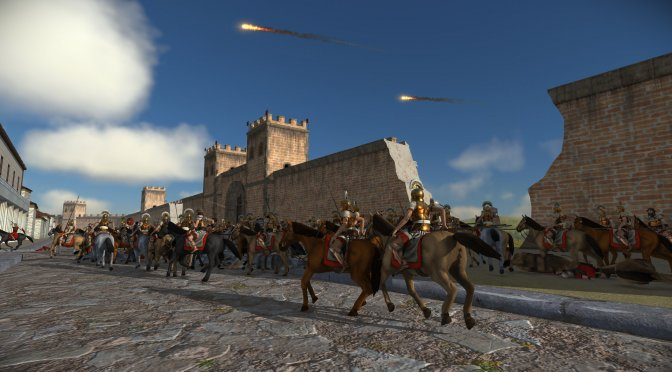 Total War: ROME REMASTERED announced, releases on April 29th