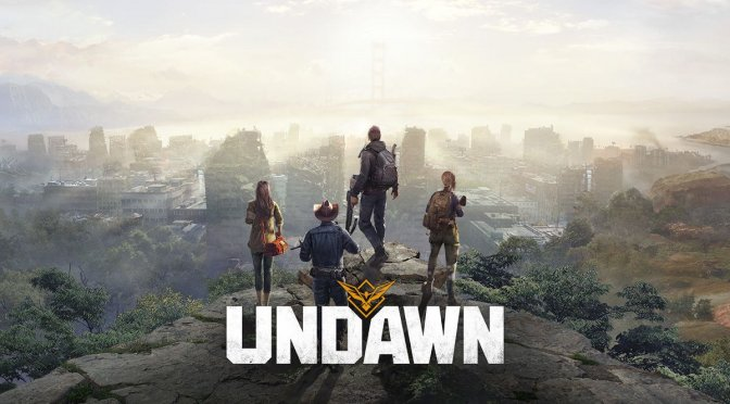 Tencent announces a new open-world co-op survival RPG shooter, Undawn