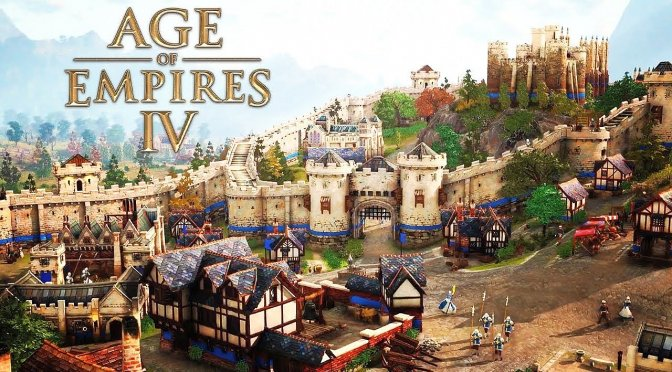 Age of Empires 4 releases on October 28th