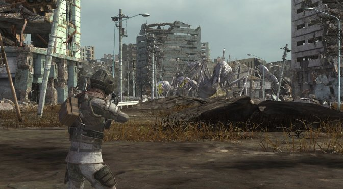 Earth Defense Force 6 feature