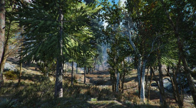 This 1.1GB HD Texture Pack for Fallout 4 adds 10 thousand trees