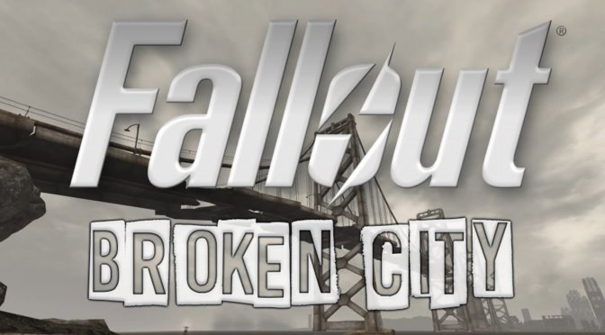 Fallout: Broken City is a brand new DLC-sized mod for Fallout New Vegas