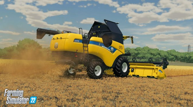 Farming Simulator 22 feature