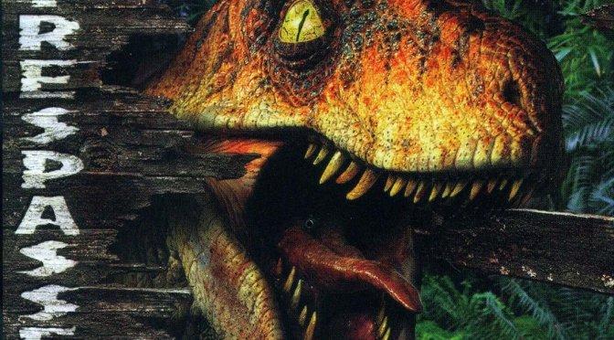 Demo released of the Jurassic Park: Trespasser VR Mod for Half-Life: Alyx