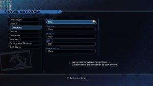 Kingdom Hearts 3 PC graphics settings-2