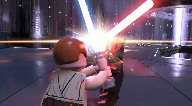 LEGO Star Wars The Skywalker Saga feature