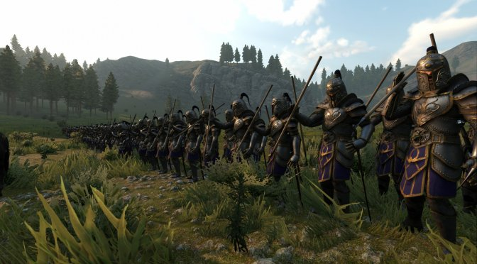 This mod aims to bring the world of World of Warcraft to Mount & Blade 2