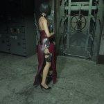 Resident Evil 4 Ada Wong Mod for Resident Evil 3 Remake-3