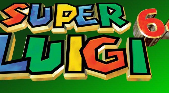 Super Luigi 64 feature
