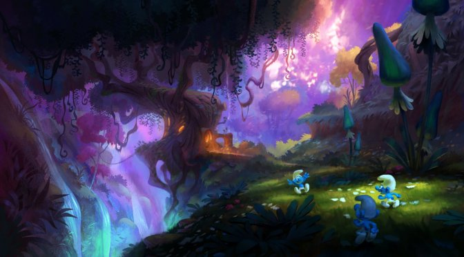 The Smurfs – Mission Vileaf feature