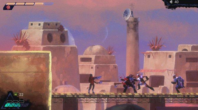 2D platformer, They Always Run, gets an official gameplay trailer