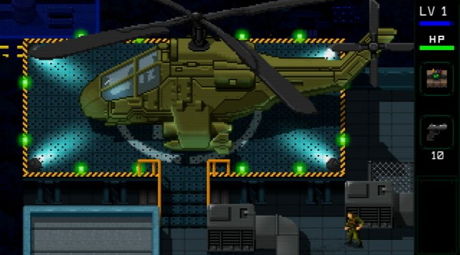 PC Demo & E3 2021 gameplay trailer for the top-down Metal Gear-inspired game, UnMetal