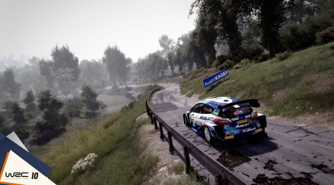 WRC 10 releases in September 2021, first screenshots, Steam version confirmed