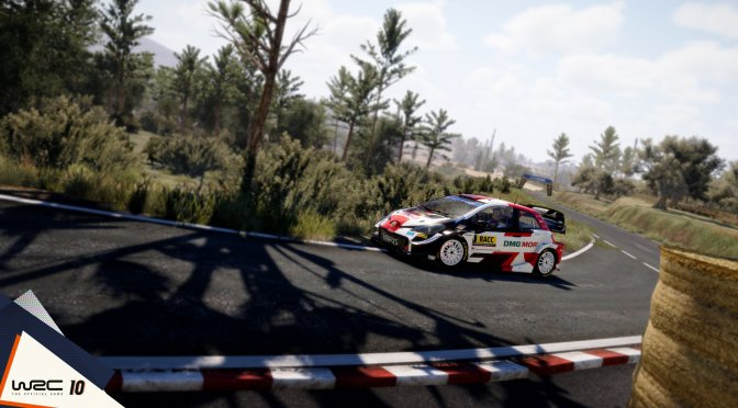 WRC 10 PC demo available until September 22nd
