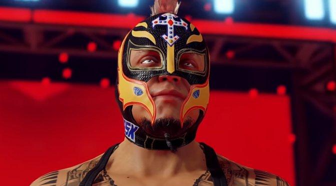 WWE 2K22 temp