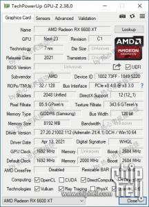 AMD-Radeon-RX-6600XT-GPUZ