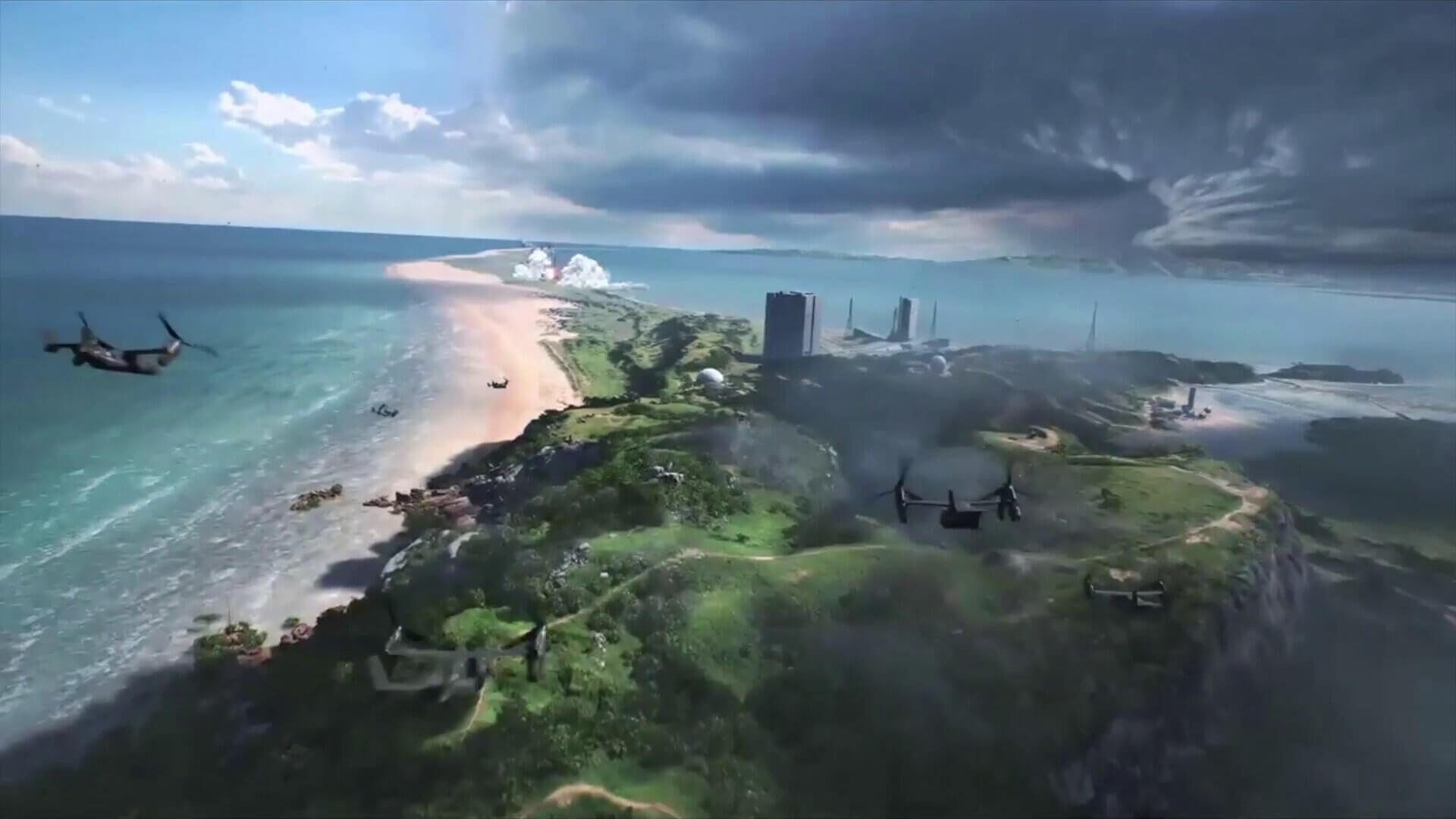 2021 senesinin yeni Battlefield oyununa ait iki farklı görsel sızdırıldı