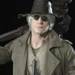 Devil May Cry 5 mod for Resident Evil Village