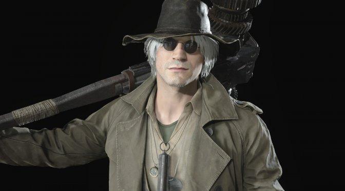 Resident Evil Village mods add DMC5's Dante and Silent Hill's nurses