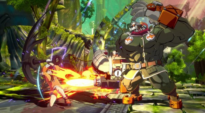 GUILTY GEAR -STRIVE- Patch 1.05 adds Korean voices, brings numerous network fixes