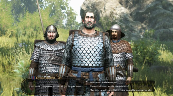 Game of Thrones mod for Mount & Blade 2-1