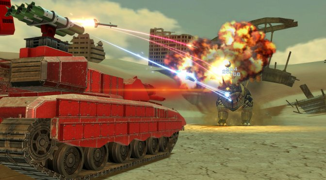 Metal Max Xeno Reborn has been announced for PC