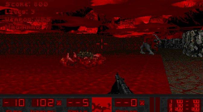 Project X Insurrection Wolfenstein 3D