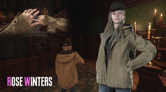 Resident Evil Village Rose Winters Mod gives us a taste of Resident Evil 9
