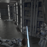 Star Wars Jedi Knight II Jedi Outcast Ray Tracing Mod-1