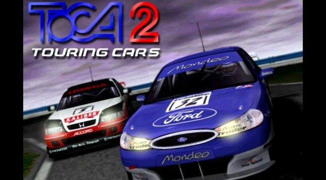 TOCA 2 Touring Cars feature