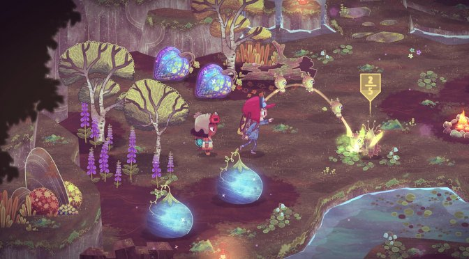 Here are 20 minutes of gameplay footage from The Wild at Heart