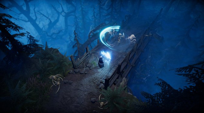 V Rising is a new open-world vampire survival game for PC
