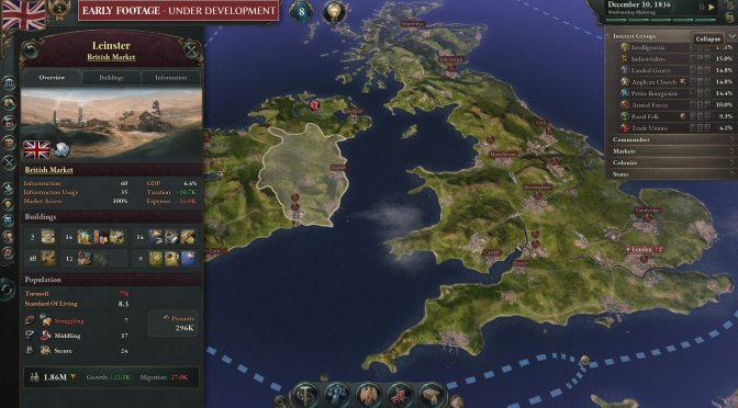 Paradox Interactive has officially announced Victoria 3 for PC
