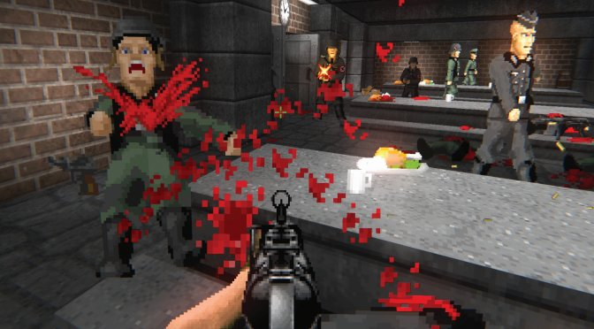 Wolfenstein – Blade of Agony Final Version is now available for download