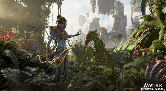 Avatar: Frontiers of Pandora will support Ray Tracing Global Illumination & Reflections