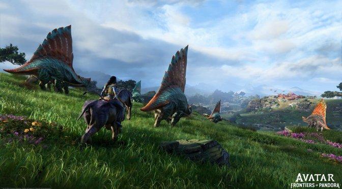 First official screenshots for Avatar: Frontiers of Pandora