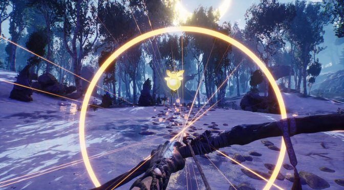 E3 2021 trailer for the first-person open world action adventure game, BLACKTAIL