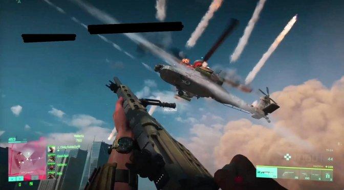 First gameplay screenshots for Battlefield 2021/Battlefield 6 leaked