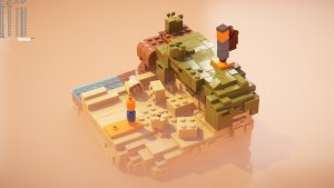 LEGO Builder's Journey Ray Tracing-2