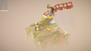 LEGO Builder's Journey Ray Tracing-3