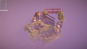 LEGO Builder's Journey Ray Tracing-4