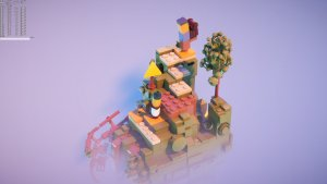 LEGO Builder's Journey Ray Tracing-6