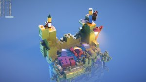 LEGO Builder's Journey Ray Tracing-7