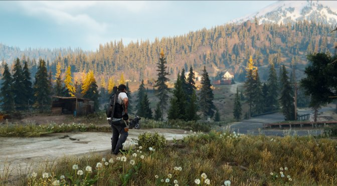 Days Gone Mod improves reflections, ambient occlusion, shadows, LODs & more