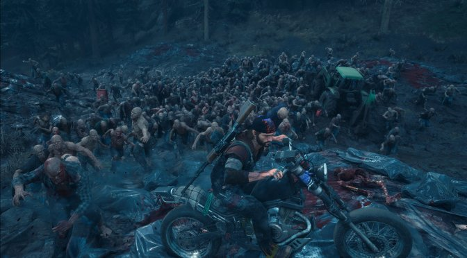 Days Gone Mod makes hordes more challenging, with up to 670 zombies on screen