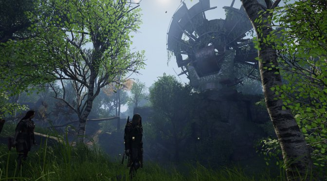 Story trailer released for ELEX II