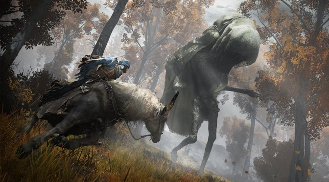 Here are the first official screenshots for Elden Ring
