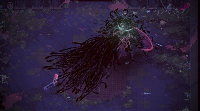 Pixel-art boss-rush game, Eldest Souls, releases on July 29th