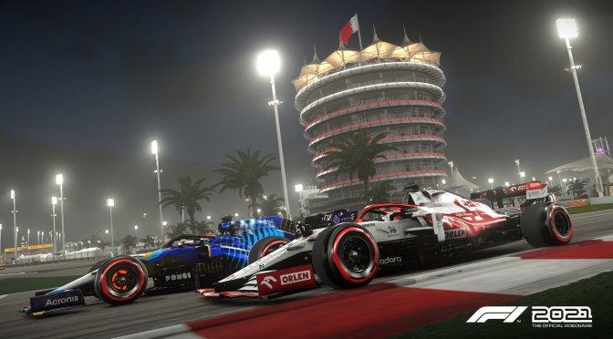 F1 2021 PC Performance Analysis