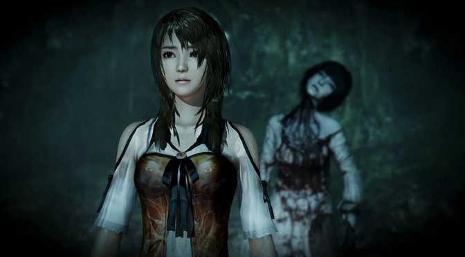 Fatal Frame: Maiden Of Black Water is coming to PC in 2021